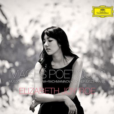 CD Cover, Deutsche Grammophon, Image Poetiques, Elizabeth Joy Roe