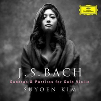 CD Cover, Deutsche Grammophon, J. S. Bach, Suyoen Kim