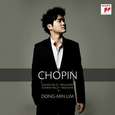 CD Cover, Sony Classical, Chopin, Dong-Min Lim