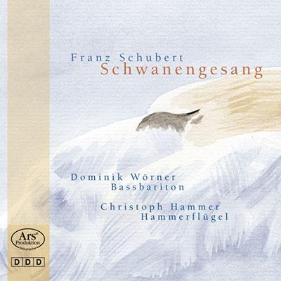 CD Cover, ARS Produktion, Schwanengesang, Dominik Wörner/Christoph Hammer
