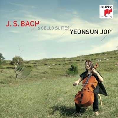 CD Cover, Sony Classical, J. S. Bach, Yeonsun Joo