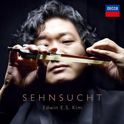 CD Cover, DECCA, Sehnsucht, Edwin E. S. Kim